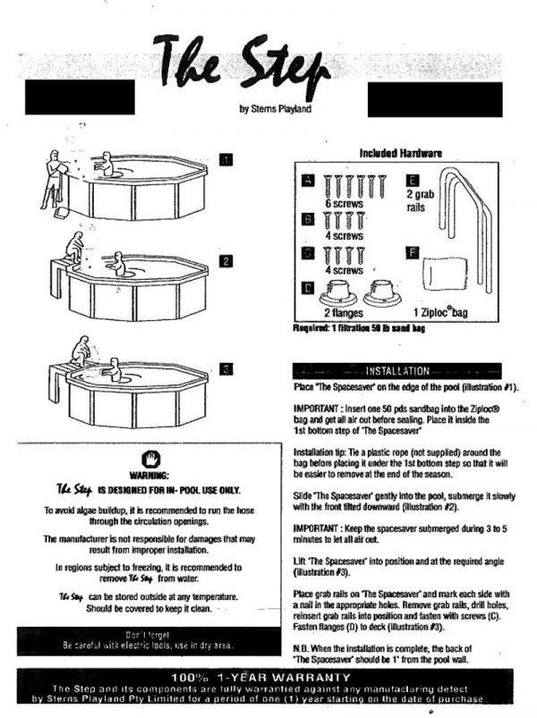 wedding cake steps installation instructions