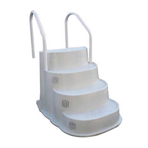 sterns above ground pool wedding cake steps