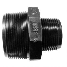male socket 32mm 1.25inch to 25mm 1inch