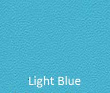 pool liner light blue swatch
