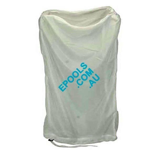 habco leaf bagger zipped bag