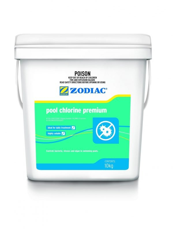 swimming pool chlorine powder 10kg premium grade