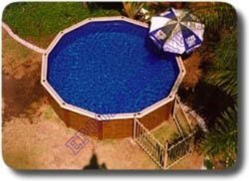 above ground swimming pool liner circular